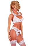 Set bralette Seductive White