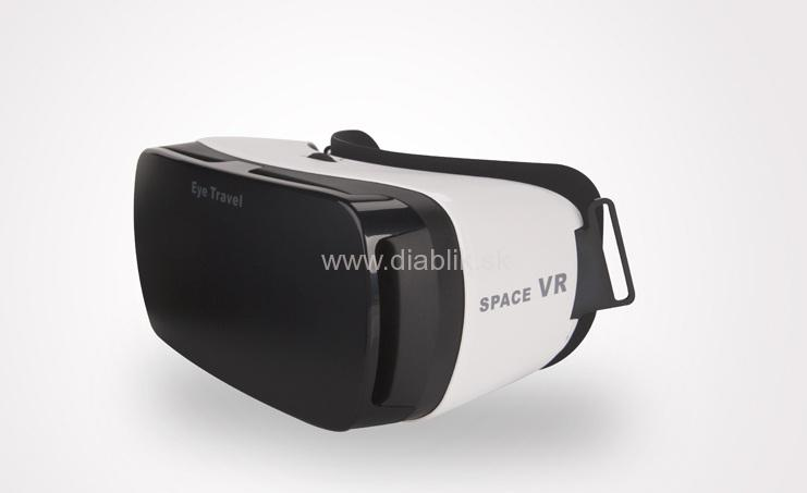 Space VR Eye Travel