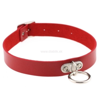 Obojok collar red